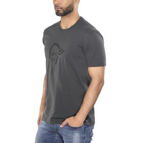 Norrøna /29 Cotton Logo - T-shirt manches courtes Homme - noir